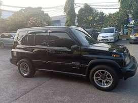 Suzuki Escudo pajak panjang plat Bekasi kota