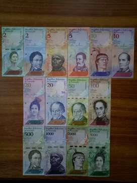 Currency / Bank notes