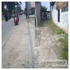 Tanah, Kontrakan 3 pintu, Rumah induk di cipayung depok