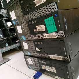 Ready stok pc core i5 masok pak eko buat kantor cctv server admin
