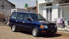 Toyota kijang LGX Kapsul 2003 1.8 Manual Tt Bt ajukan
