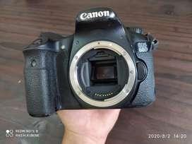 Canon 60D di jual cepat