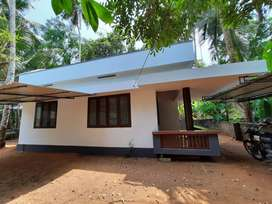 Spacious 2 BHK Independent House Near Calicut Medical College for Rent