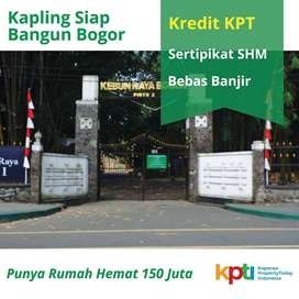 Termurah Dekat Jl. Raya Parung Tanah Kavling Harga Ceria Bogor