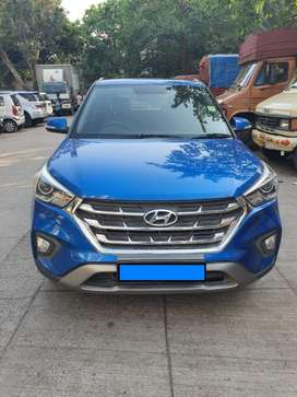 Hyundai Creta 1.6 VTVT AT SX Plus, 2018, Petrol