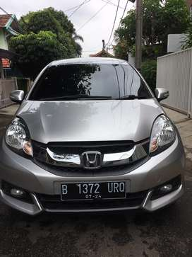 Honda mobilio  E cvt 2014 km rendah pribadi