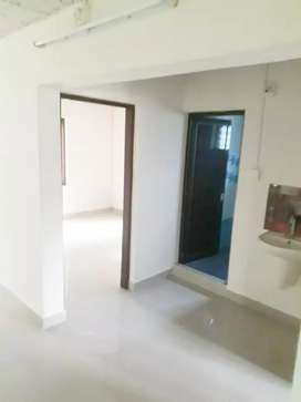 2 bhk house first floor behind changapuzha park metro station