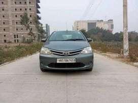 Toyota Etios GD SP, 2014, Diesel