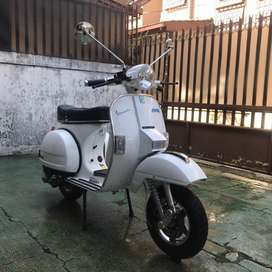 vespa px eclusive 2 1997 - look npx / new px bandung