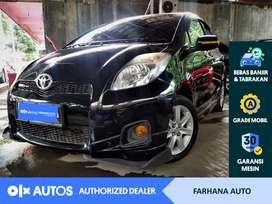 [OLX Autos] Toyota Yaris 2013 E 1.5 Bensin A/T Hitam #Farhana Auto