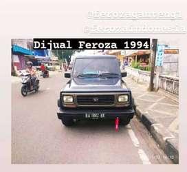 Di jual Feroza tahun 1994 kondisi sangat bersih pemakaian anak muda