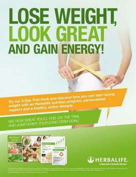 Weight loss with Nutrition Food