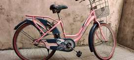 LADY BIRD CYCLE FOR GIRL. Teenage