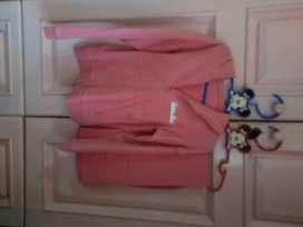 Satu set Jaket dan Celana, merk Mother Care, untuk anak perempuan