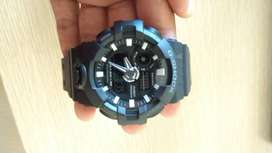 Casio G-Shock black (GA-700 Series)