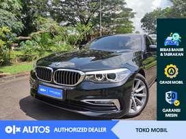[OLXAutos] BMW 520i 2019 2.0  Luxury Bensin A/T Hitam #Toko Mobil