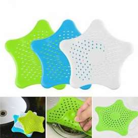 Pack of 3 Silicon Sink Filter Drain Cover Sink Strainers