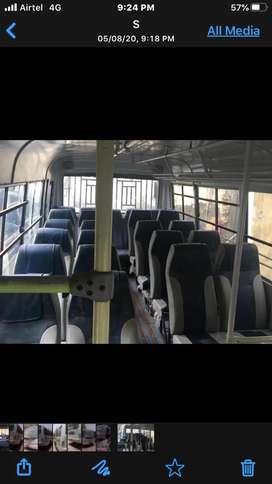 Mini marcopolo bus