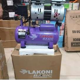 (RUMAH TEKNIK JOGJA)Kompresor Lakoni basic 9 liter by Makita brgaransi