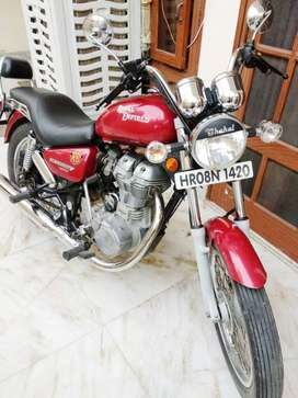 Royal Enfield Thunderbird 12500 Kms 2011 year