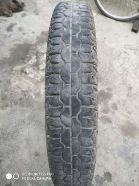 Royal Enfield Thunderbird tyre and tube for sale