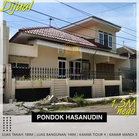 Dijual Rumah di Pondok Hasanudin Semarang Utara