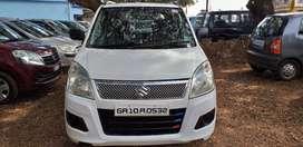 Maruti Suzuki Wagon R LXi BS-III, 2013, Petrol