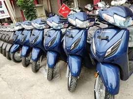 New Honda activa 6g just pay 12500