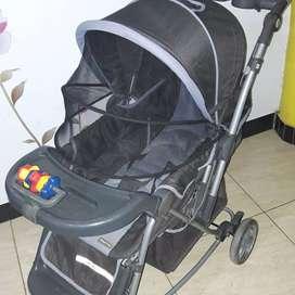 Stroller babydoes masih bagus