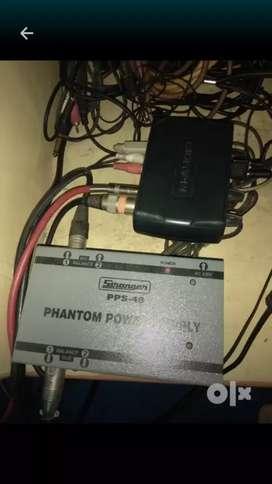 M audio sound card