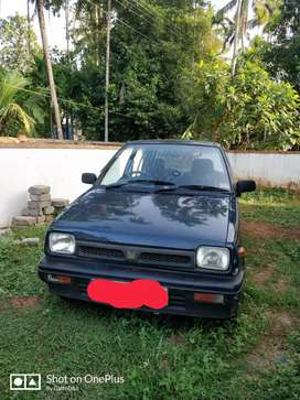 Maruti 800/ 1995 Model / Good Condition