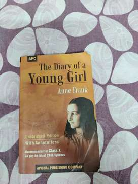 The Diary of a Young Girl |  ₹50