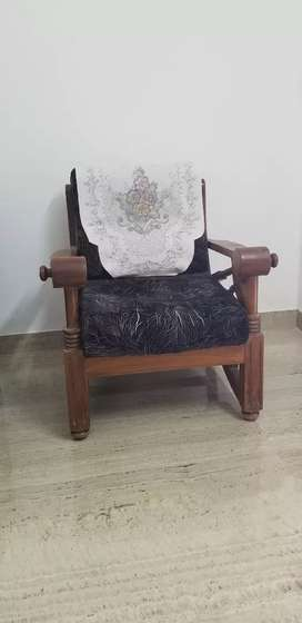 Sofa 1 seater chair