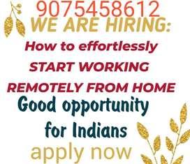 We provide genuine data entry home based jobs