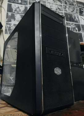 Gaming Case / Full ATX / Tower Case / Cooler Master Case / Glass panel
