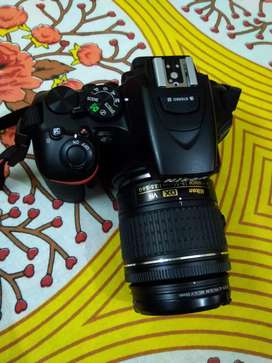 Nikon camera 8 month old good condition
