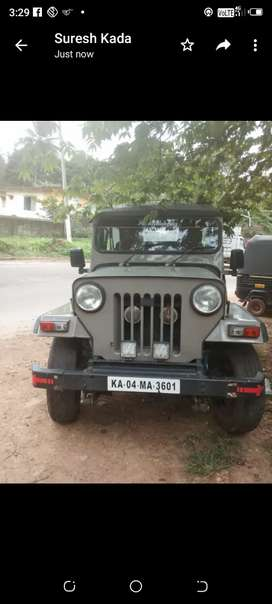 Mahindra Jeep 2003 Diesel Good Condition