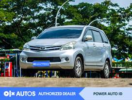 [OLX Autos] Toyota Avanza 2014 G 1.3 Bensin M/T Silver #Power Auto ID