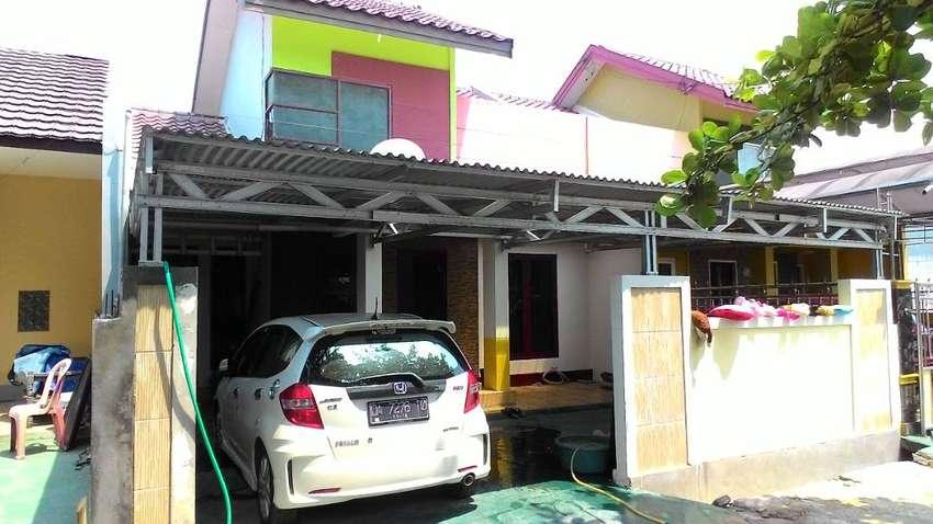 Dijual Murah rumah tinggal Minimalis + perabot dalam kota  sampit