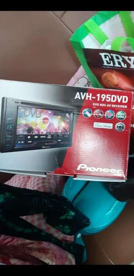 Power speaker twiter audio pioneer avh 195Dvd