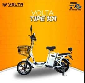 Sepeda Listrik Volta 101 Bisa Kredit Tanpa CC By Homecredit