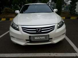 Honda Accord 2012 Putih