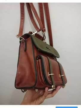 Mini bag import