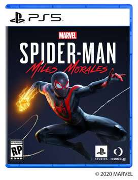 Ps5 Marvel's Spider-Man: Miles Morales Launch Edition – PlayStation 5