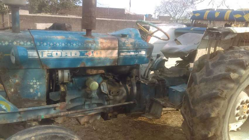 Ford 4000 recondition 0