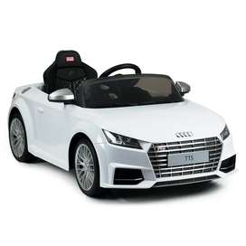Audi TTS Rechargeable Battery Operated Ride-on car for Kids