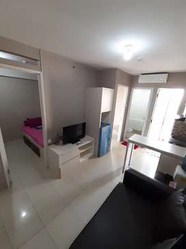 Disewakan unit 2 BR Full Furnist Apartemen Bassura City