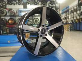 Velg ring 18 HSR NE3 for civic crv inova xpander rush alphard dll