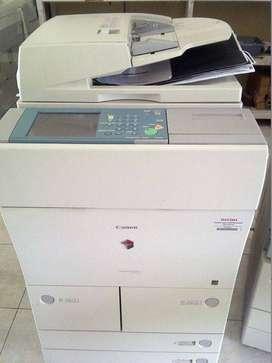 Mesin Fotocopy Canon IR 657