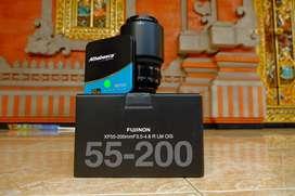 (bisa nego) Fujifilm XF 55-200mm F3.5-4.8 R LM OIS